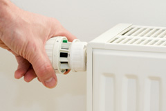 Hampshire central heating installation costs